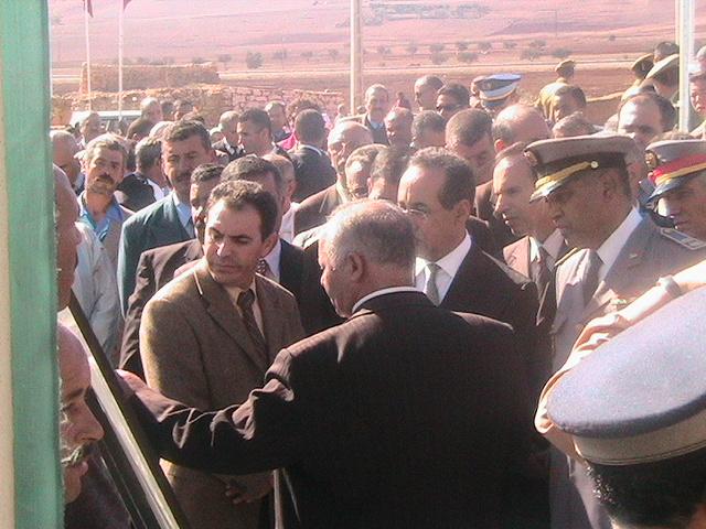 inauguration du centre Sidi Hazem