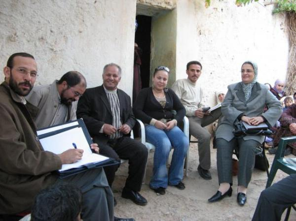 etude-préfaisabilité projet   Sidi Hazem