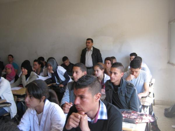 opération enquête sur la violence scolaire -Mai 2012
