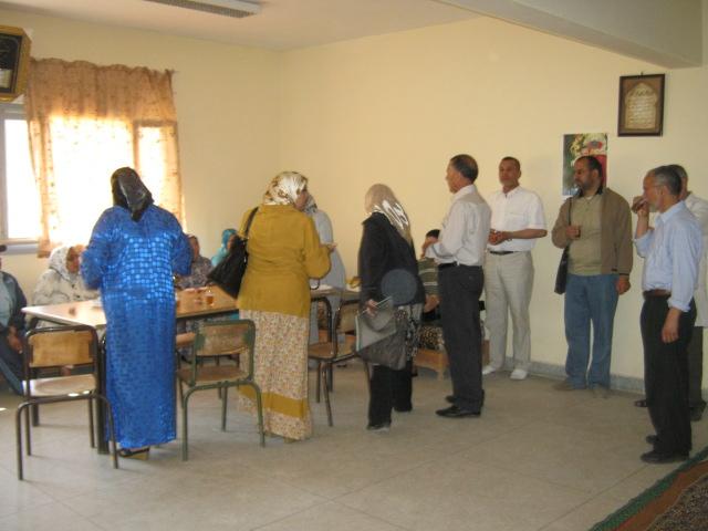opération enqête sur la violence scolaire- Oujda ,Mai 2012