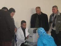 campagne sanitaire- centre des services sociaux(koulouche-Oujda)