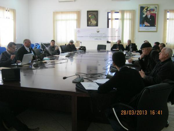 télérencontre Oujda -Tunis  ;  28   Mars 2013