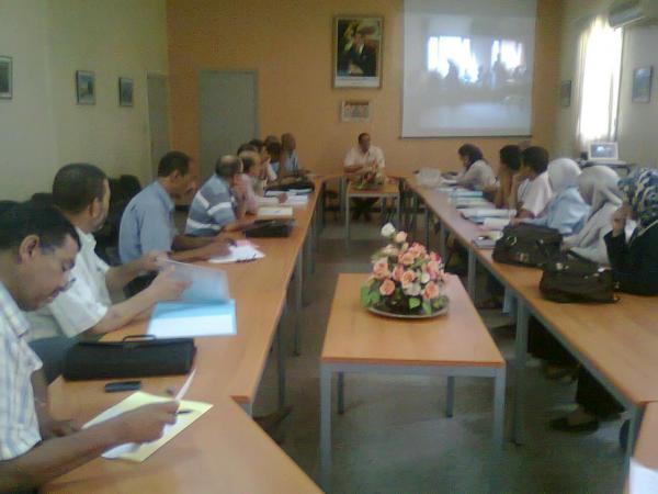 formation des observateurs des élections - Novembre 2011